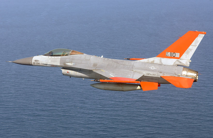 General Dynamics F-16 Fighting Falcon - The Reader Wiki