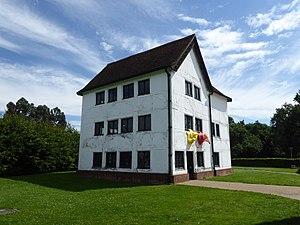 Queen Elizabeth's Hunting Lodge - Image: Queen Elizabeth's Hunting Lodge exterior