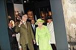 Queen Elizabeth II, Titanic Belfast, 2012 (30).jpg