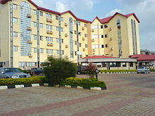 Queen's Suites Hotel, Iyi-agu Estate, Awka alt text