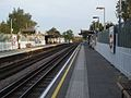 Queensbury station look south.JPG