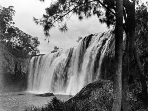 Millstream Falls - Millstream Falls, 1935.