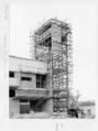 Queensland State Archives 6454 Scaffolding at Everton Park June 1959.png