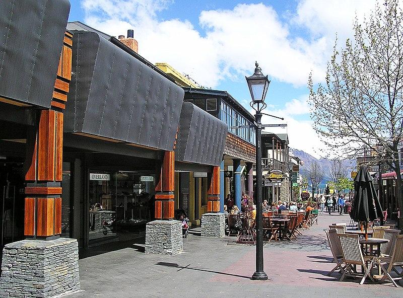 房地產已成為紐西蘭最大的非出口產業。圖/維基百科