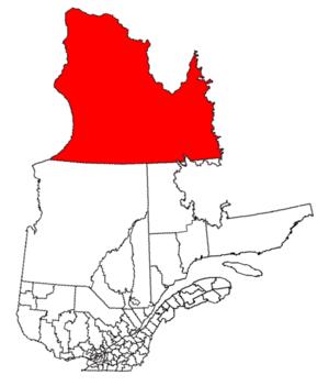 Nunavik region