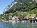 Quinten am Walensee - panoramio.jpg