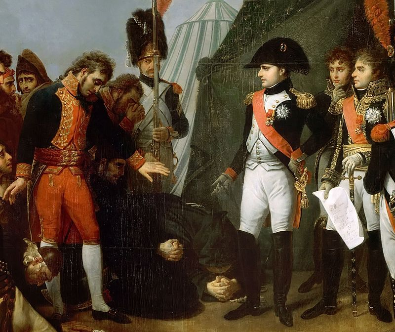 Rédition de Madrid 1808