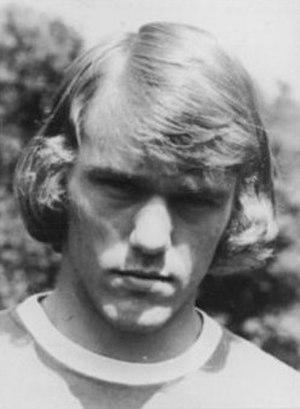 Rüdiger Schnuphase - Rüdiger Schnuphase in 1974