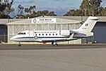 RAAF (A37-003) Bombardier CL-600-2B16 Challenger 604 taxiing at Wagga Wagga Airport.jpg