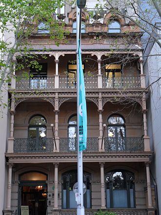 Royal Australian Historical Society - History House at 133 Macquarie