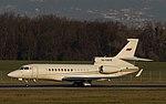 RA 09616 Dassault Falcon 7X FA7X - BGM (24563124015).jpg