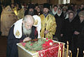 RIAN archive 818318 Patriarch Alexy II celebrating feast of St.Tatiana.jpg