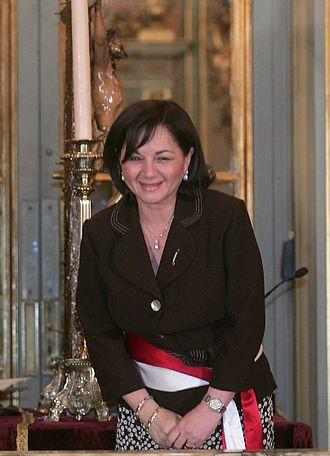 Rosario Fernández - Image: ROSARIO FERNANDEZ02