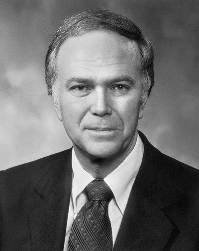 Bob Packwood, American politician