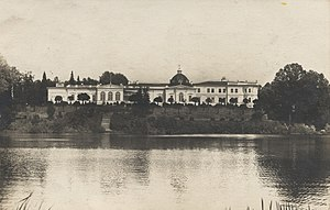 Raadi Manor - Raadi Manor in 1927