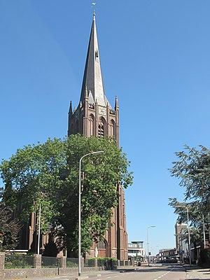 Raalte - Image: Raalte, kerk Heilige Kruisverheffing RM32265 foto 5 2012 09 09 14.40