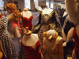 The Rockettes - Rockettes costumes