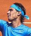 Rafael Nadal 2011 Roland Garros 2011 cropped.jpg