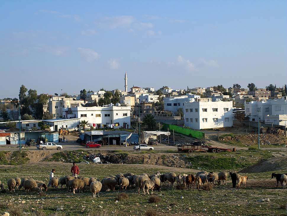 Rahat largest Bedouin city in Israel