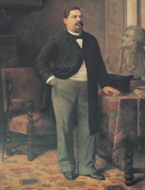 Raimundo Andueza Palacio - Image: Raimundo Andueza Palacio
