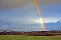 Rainbow over Sandy's Hill - geograph.org.uk - 376823.jpg