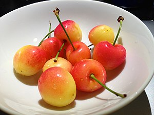 Rainier Cherries in Seattle