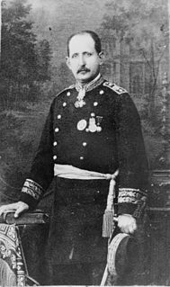 Mexican general and diplomat