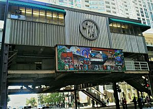 Randolph/Wabash station - Image: Randolph & Wabash (CTA station) by Taric Alani