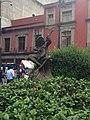 Ranita en el Centro Histórico de la Ciudad de México.jpg