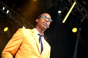 Introducing Joss Stone - Raphael Saadiq produced the album and co-wrote several tracks
