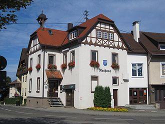 Frickenhausen - Town hall Tischardt