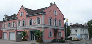 Kreuzlingen - Kreuzlingen town hall