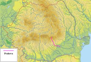 Prahova River - Image: Raul Prahova