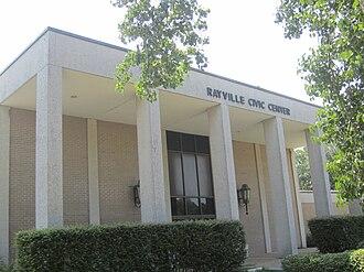 Rayville, Louisiana - Rayville Civic Center