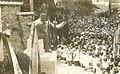 Razglednica odkritja spomenika Ivanu Cankarju na Vrhniki 1930.jpg
