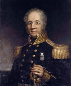 Rear-Admiral John Pasco (1774-1853), by British school of the 1850s.jpg