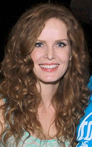 Rebecca Mader - Mader in January 2015