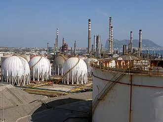 San Roque, Cádiz - The CEPSA Gibraltar-San Roque Refinery