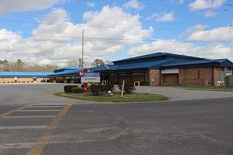 Reidsville, Georgia - Image: Reidsville Elementary School