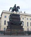 Reiterstandbild Friedrichs des Großen (Berlin-Mitte) 2014-4.jpg