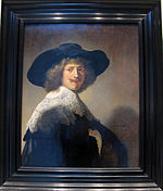 Rembrandt, ritratto di anthonie coopal, 1635.JPG