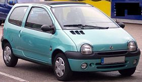 Image illustrative de l'article Renault Twingo I