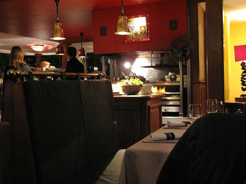 Restaurant La Flambee Sennecey Les Dijon  Cartes Et Menus