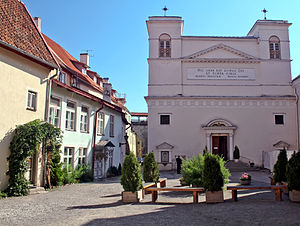 Apostolic Administration of Estonia - Cathedral of Tallinn