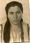 Ana Simion, rețeaua Haiducii Muscelului, Munții Făgăraș (sud).
