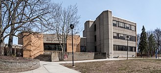 Rhode Island College - Horace Mann Hall