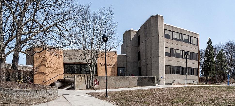 Rhode Island College Horace Mann Hall