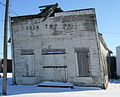 Rhodes Iowa 20090215 Eden Twp Hall.JPG
