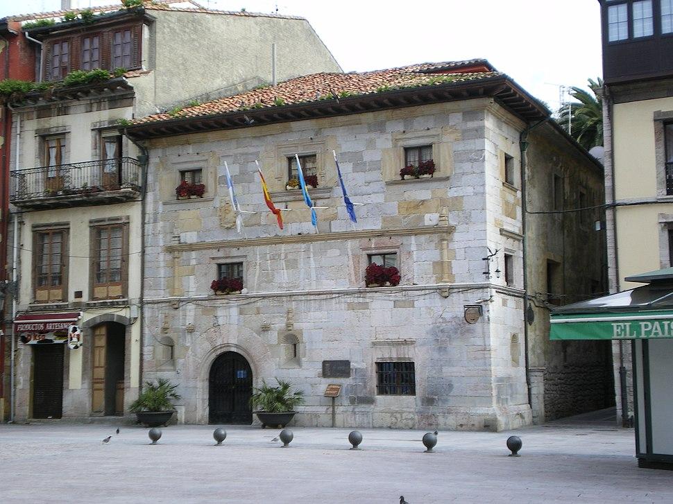 Ribadesella - Palacio Prieto-Cutre