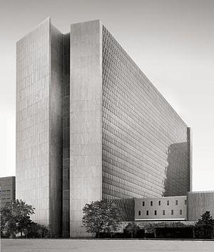 Richard Bolling Federal Building - The Richard Bolling Federal Building.